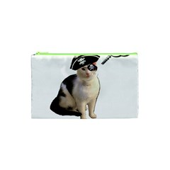 Pi-rate Cat Cosmetic Bag (XS)