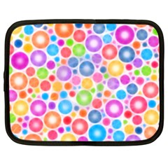 Candy Color s Circles Netbook Sleeve (xxl)