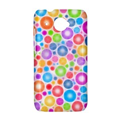 Candy Color s Circles HTC Desire 601 Hardshell Case