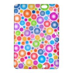 Candy Color s Circles Kindle Fire Hdx 8 9  Hardshell Case