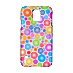 Candy Color s Circles Samsung Galaxy S5 Hardshell Case