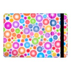 Candy Color s Circles Samsung Galaxy Tab Pro 10 1  Flip Case