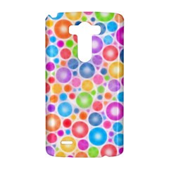 Candy Color s Circles LG G3 Hardshell Case