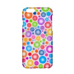 Candy Color s Circles Apple iPhone 6 Hardshell Case
