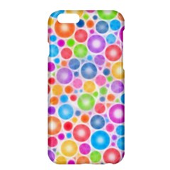 Candy Color s Circles Apple Iphone 6 Plus Hardshell Case