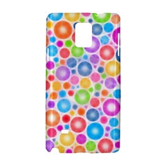Candy Color s Circles Samsung Galaxy Note 4 Hardshell Case