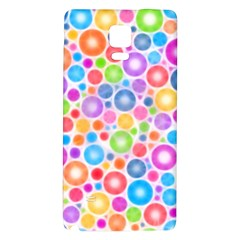 Candy Color s Circles Samsung Note 4 Hardshell Back Case