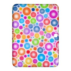 Candy Color s Circles Samsung Galaxy Tab 4 (10.1 ) Hardshell Case