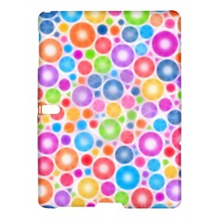 Candy Color s Circles Samsung Galaxy Tab S (10.5 ) Hardshell Case