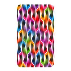 Rainbow Psychedelic Waves Memory Card Reader (rectangular)