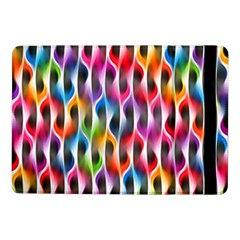 Rainbow Psychedelic Waves Samsung Galaxy Tab Pro 10.1  Flip Case