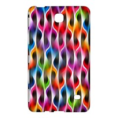 Rainbow Psychedelic Waves Samsung Galaxy Tab 4 (7 ) Hardshell Case