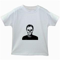 Tatezazzle Kids T-shirt (White)
