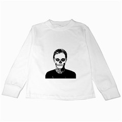 Tatezazzle Kids Long Sleeve T Shirt