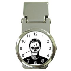 Tatezazzle Money Clip With Watch
