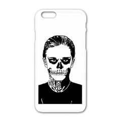 Tatezazzle Apple Iphone 6 White Enamel Case