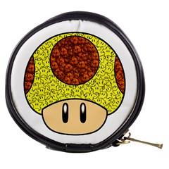 Really Mega Mushroom Mini Makeup Case