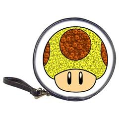 Really Mega Mushroom Cd Wallet