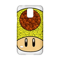Really Mega Mushroom Samsung Galaxy S5 Hardshell Case