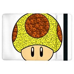 Really Mega Mushroom Apple iPad Air Flip Case