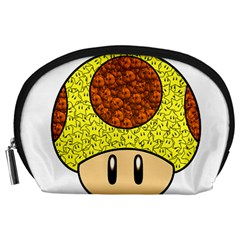 Really Mega Mushroom Accessory Pouch (Large)