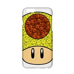 Really Mega Mushroom Apple iPhone 6 Hardshell Case