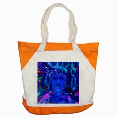 Organic Connection Accent Tote Bag