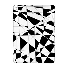 Shattered Life In Black & White Samsung Galaxy Note 10 1 (p600) Hardshell Case