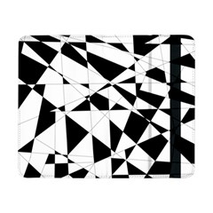 Shattered Life In Black & White Samsung Galaxy Tab Pro 8.4  Flip Case