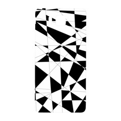 Shattered Life In Black & White Samsung Galaxy Alpha Hardshell Back Case