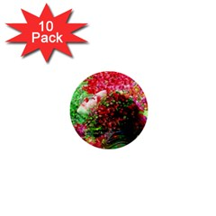 Summer Time 1  Mini Button (10 Pack)