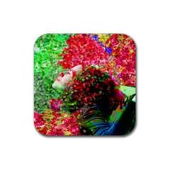 Summer Time Drink Coaster (square)