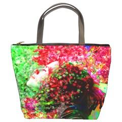 Summer Time Bucket Handbag