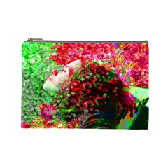 Summer Time Cosmetic Bag (large)
