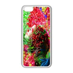 Summer Time Apple Iphone 5c Seamless Case (white)