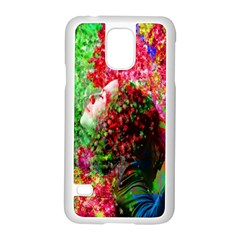 Summer Time Samsung Galaxy S5 Case (White)