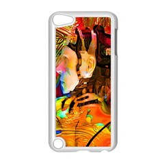 Robot Connection Apple Ipod Touch 5 Case (white)
