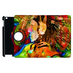 Robot Connection Apple iPad 2 Flip 360 Case