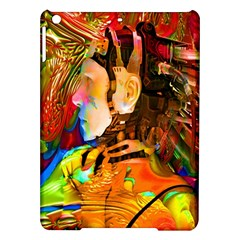 Robot Connection Apple Ipad Air Hardshell Case