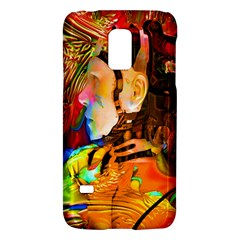 Robot Connection Samsung Galaxy S5 Mini Hardshell Case