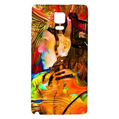 Robot Connection Samsung Note 4 Hardshell Back Case