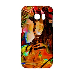 Robot Connection Samsung Galaxy S6 Edge Hardshell Case