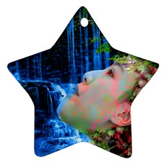 Fountain Of Youth Star Ornament