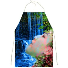 Fountain Of Youth Apron