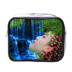 Fountain Of Youth Mini Travel Toiletry Bag (one Side)