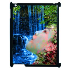 Fountain Of Youth Apple Ipad 2 Case (black)