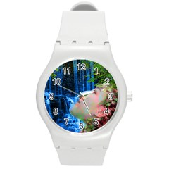 Fountain Of Youth Plastic Sport Watch (medium)