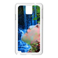Fountain Of Youth Samsung Galaxy Note 3 N9005 Case (white)