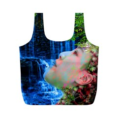 Fountain Of Youth Reusable Bag (m)