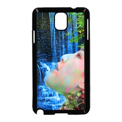 Fountain Of Youth Samsung Galaxy Note 3 Neo Hardshell Case (black)